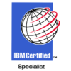 IBM Certified Specialist